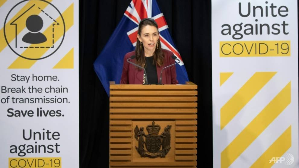 New Zealand says COVID-19 will not stop September election