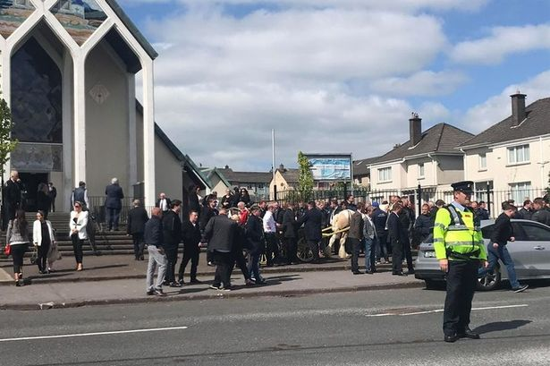 Huge traveller funeral in Ireland draws big crowds despite limit of 10 mourners