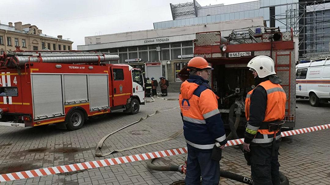 呼吸机短路 俄圣彼得堡市一家医院发生火灾致5死