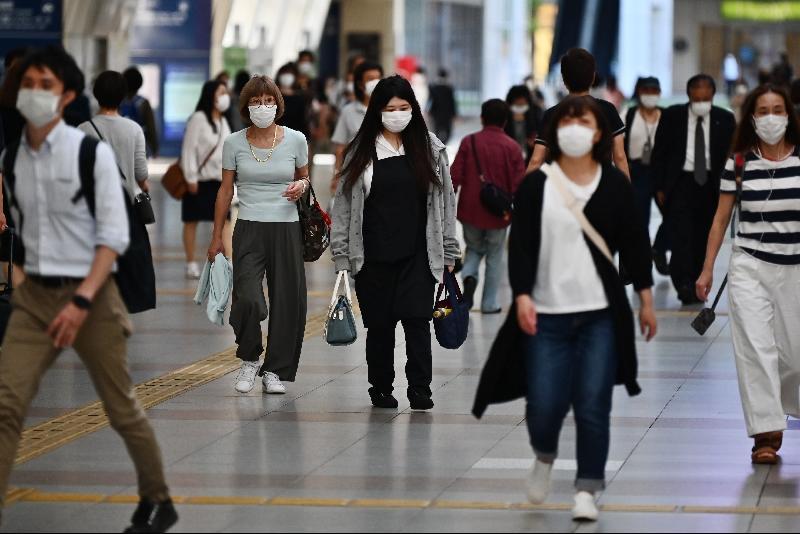 日本专家:日本实际感染人数或为已知的10至20倍