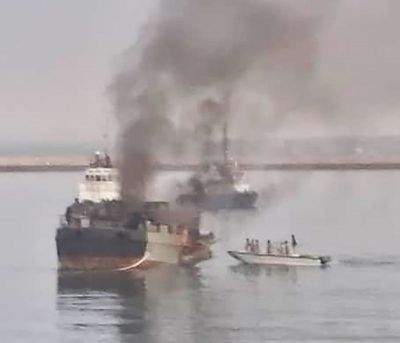Iran: Viral video showing moment Iranian test missile hit its navy ship killing 19 sailors is fake