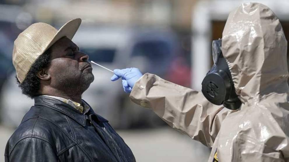 US coronavirus death toll tops 80,000
