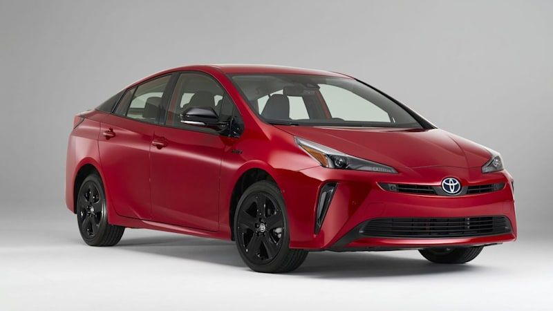 Toyota Prius 2020 Edition marks 20 years of sipping fuel with sportier looks