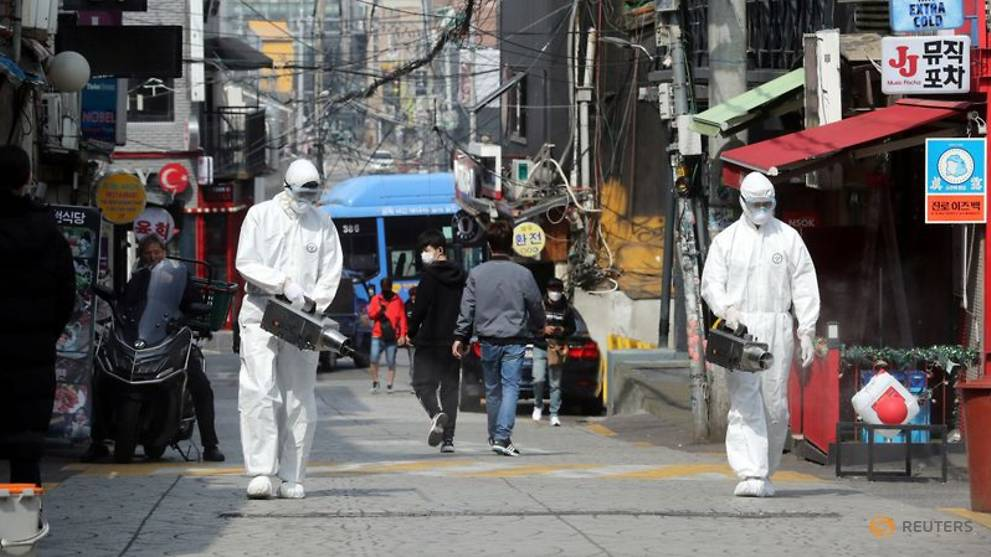 COVID-19: South Korea deploys mobile data, police to tackle nightlife cluster