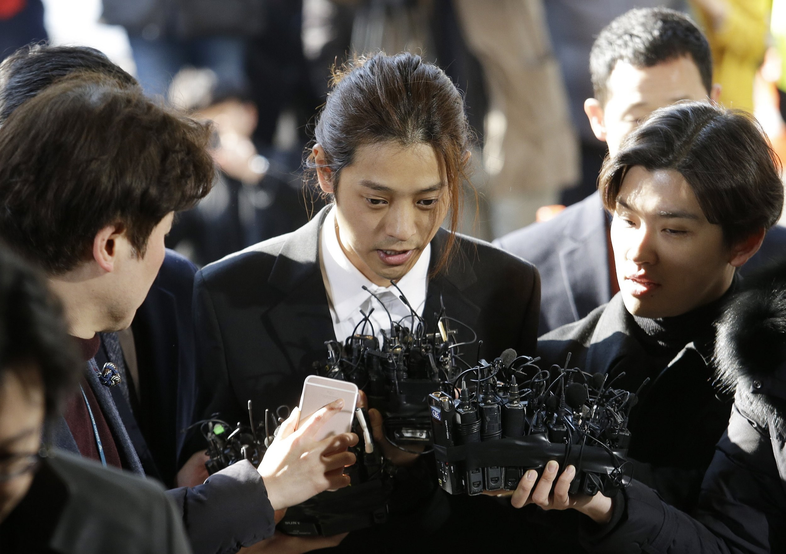 K-pop stars Jung Joon Young and Choi Jong Hoon have prison sentences reduced in rape case