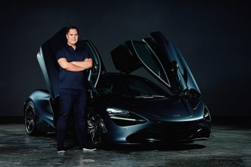 Need for speed: How Bryan Chin and his dad received the first McLaren 720S in Singapore