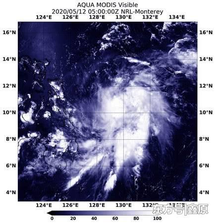 """超强台风""""黄蜂""""今明登陆菲律宾,马尼拉或将爆发洪水!"""