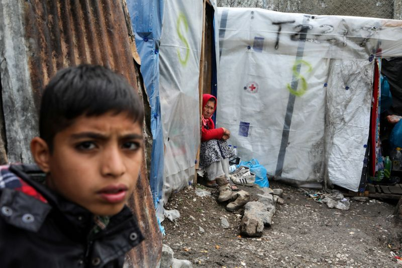 Portugal to take in 500 unaccompanied migrant children from greek camps