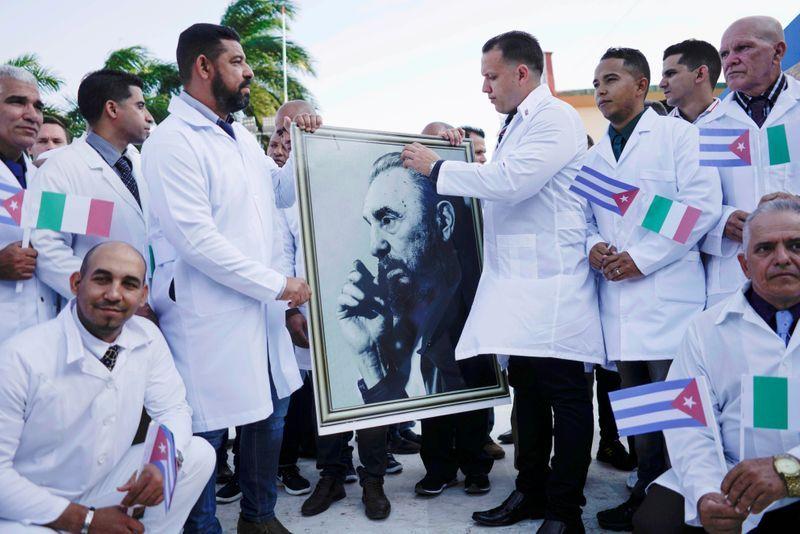 With castro-era biotech, Cuba seeks to compete in coronavirus treatment race