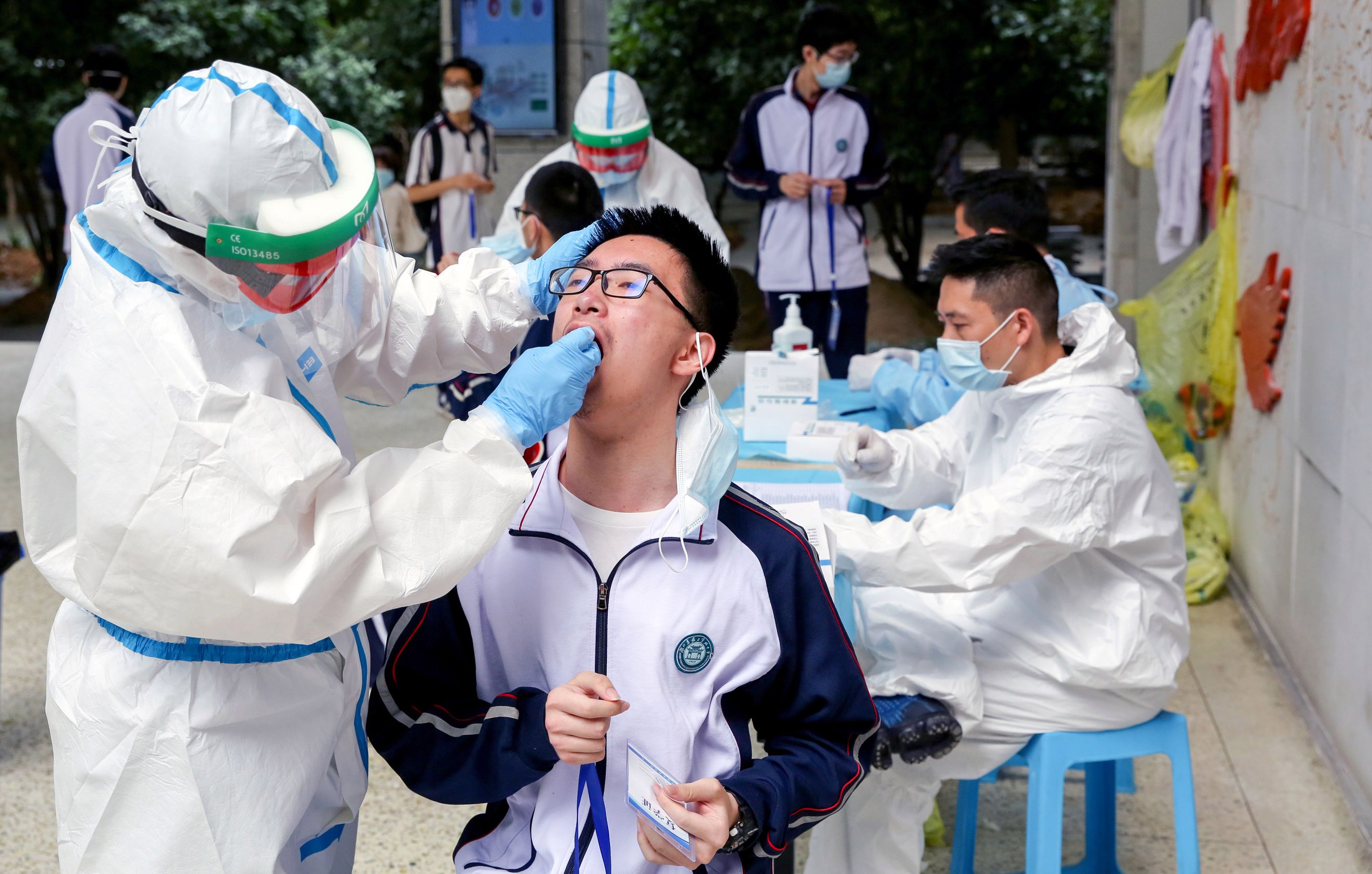 Wuhan will test 11 million citizens for coronavirus after six new cases emerged