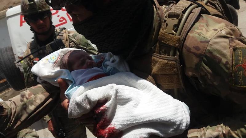 枪手血洗阿富汗医院·杀初生婴产妇
