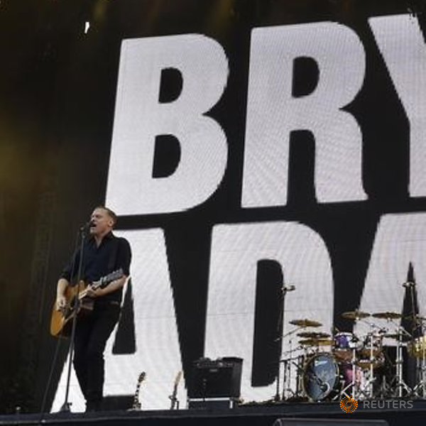 Bryan Adams apologises over 'anti-Chinese' online rant over COVID-19