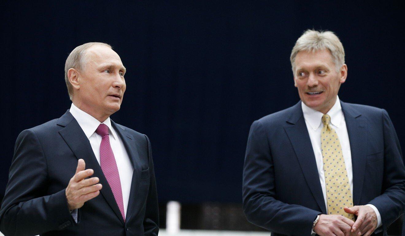 Coronavirus: Vladimir Putin's spokesman tests positive for Covid-19, as nationwide lockdown is lifted