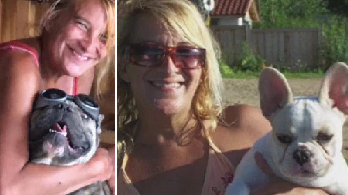 Animal lover savaged to death by her pet French bulldog in 'gruesome' bloodbath
