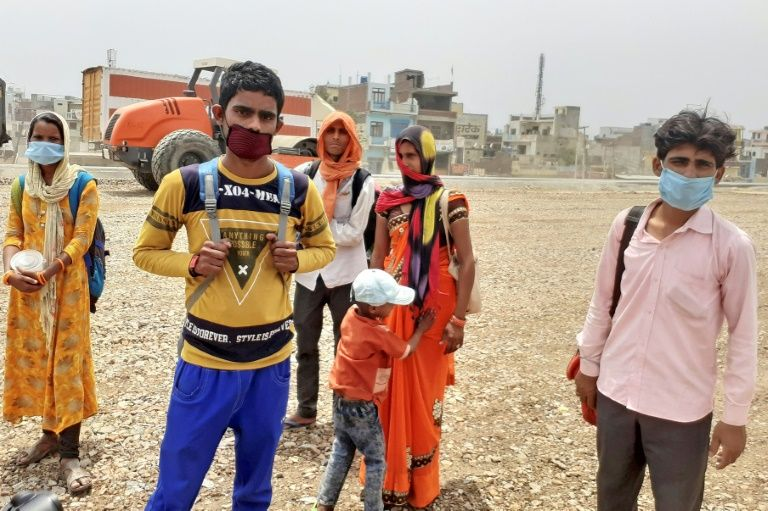 Modi masterplan means little to Indian migrant workers