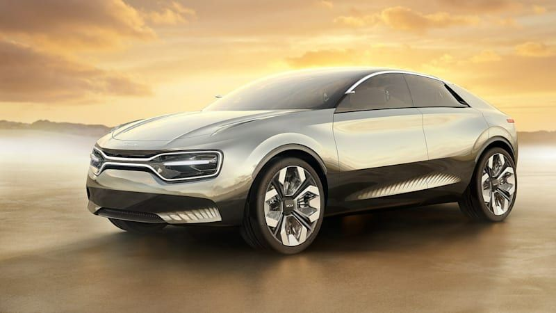 Kia developing 800-volt charging technology for its future electric cars