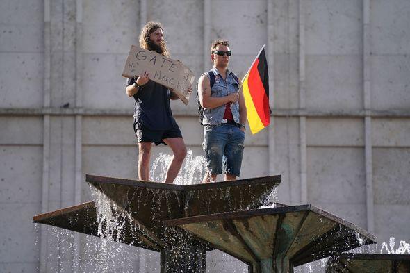 Merkel on the brink as Germany sees sudden rise in coronavirus cases amid lockdown ease