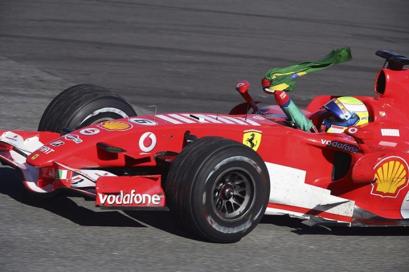 Motorsport Heroes: Victory for Massa