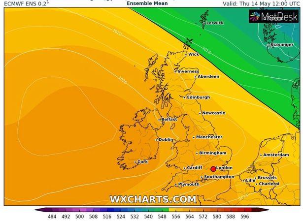 UK weather: 'Bucketload of sunshine' as temperatures creep up despite subzero start