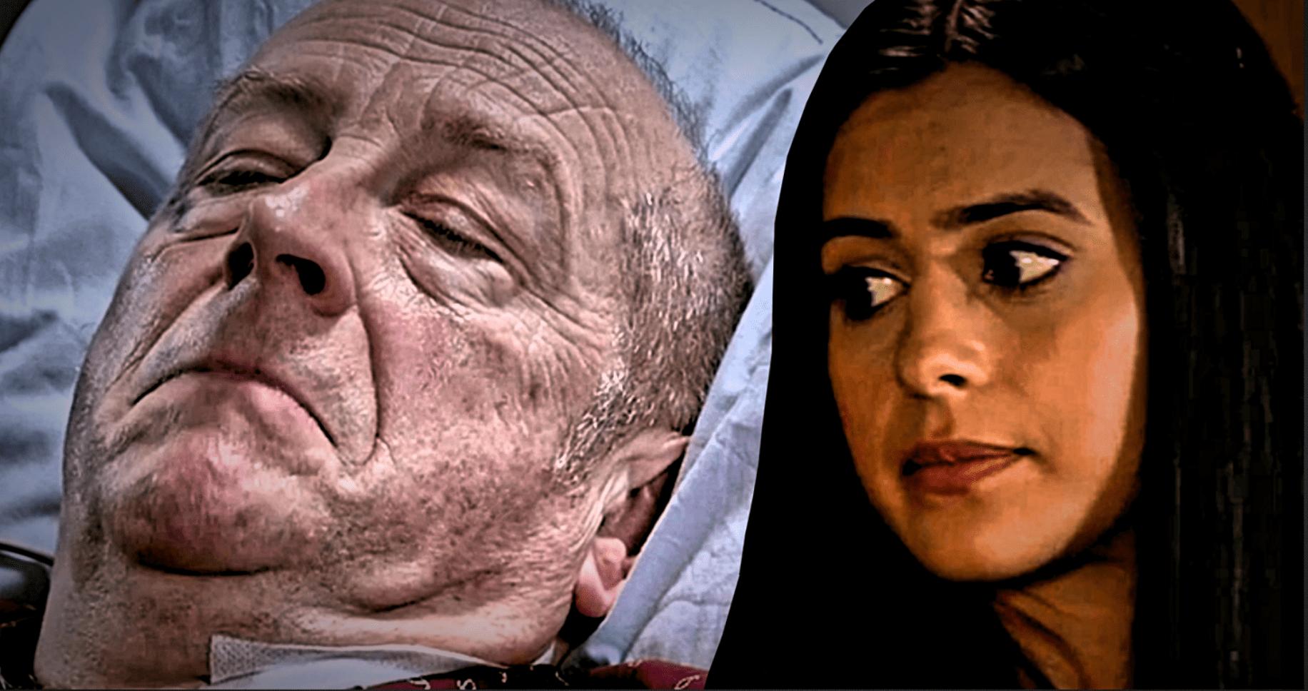 Coronation Street spoilers: Alya Nazir takes drastic action to get rid of Geoff Metcalfe