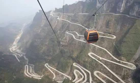 世界上最危险公路:走进一看吓懵了