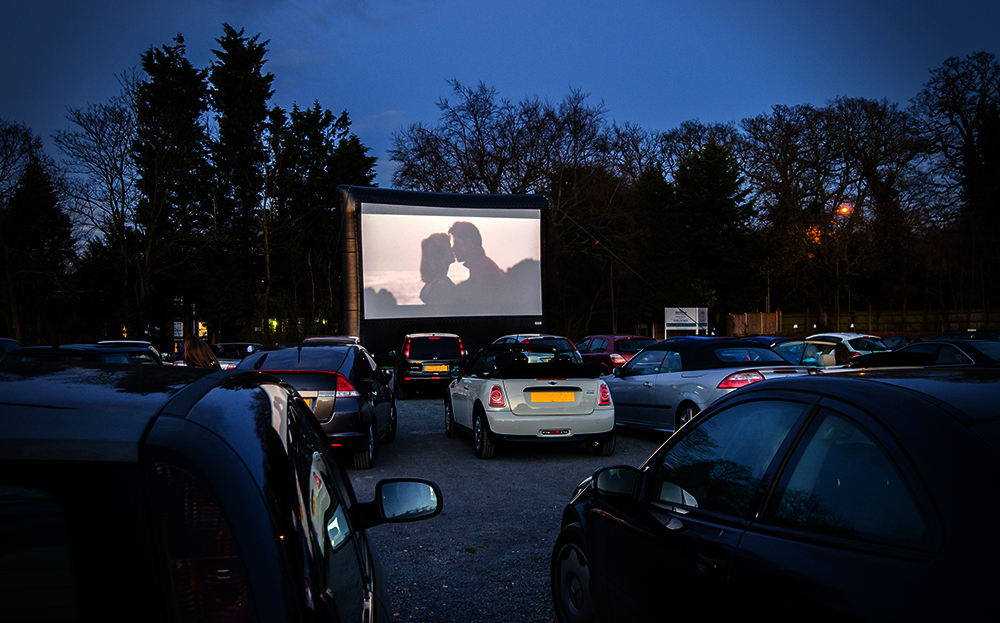 A New Drive-In Cinema Is Coming To 11 UK Cities During Lockdown
