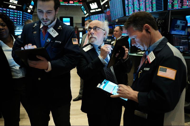 能源银行股大幅回弹·道指止跌转升