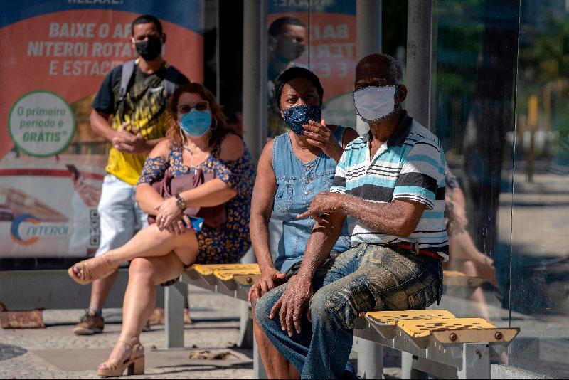 巴西新增13944确诊病例‧创单日最高纪录