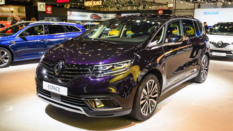 Renault to cut Espace minivan and other models as, like partner Nissan, it cuts costs
