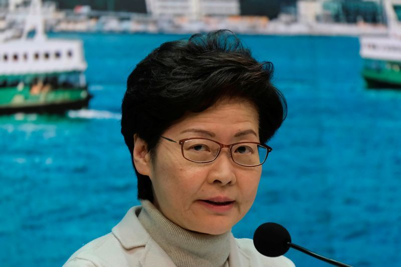 Hong Kong government will accept police watchdog recommendations, says lam