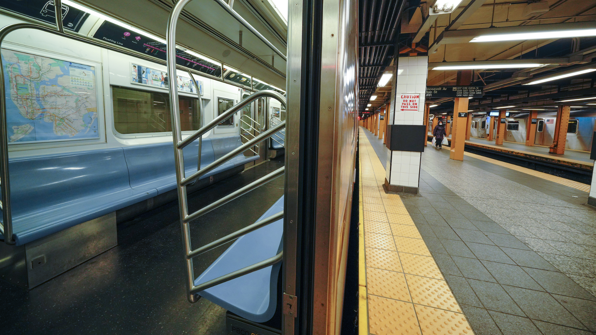 MTA Addresses TikTok User's 'Despicable' Subway Prank on Essential Workers