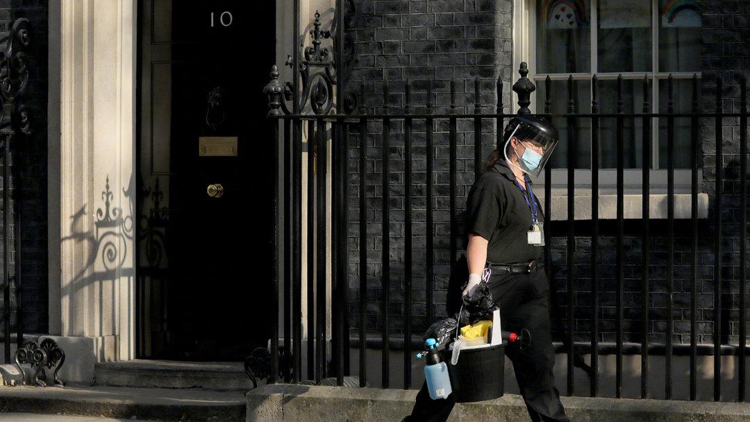 研究称逾25%英国人口可能已感染过新冠病毒