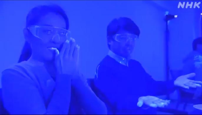 吃自助餐「播毒」有多快? NHK模拟实测: 半小时内全数人沾「病毒」! (内有视频)