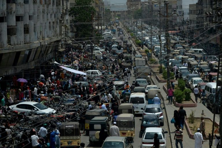 Asia's traffic roars back as lockdowns end