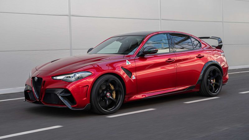 2020 Alfa Romeo Giulia Review & Buying Guide   Same dish, better noodles