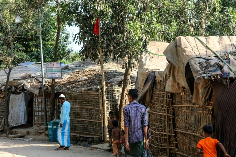 Fears grow as pandemic reaches rohingya camps