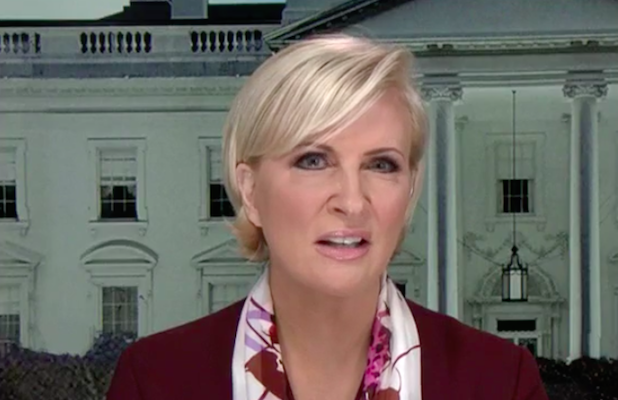 MSNBC's Mika Brzezinski Faults Trump for 'Lack of Understanding' of Pandemic: 'Staggering' (Video)