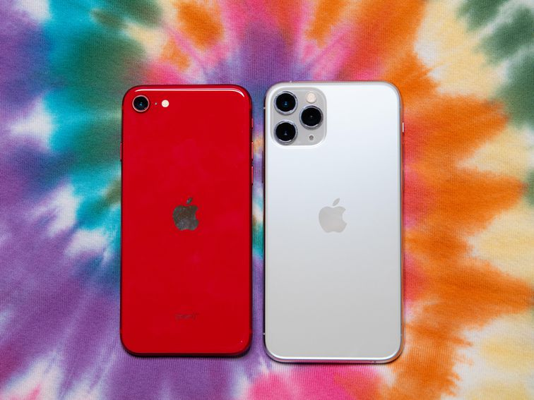 iPhone SE vs. iPhone 11 Pro: Is the price difference reflected in performance?