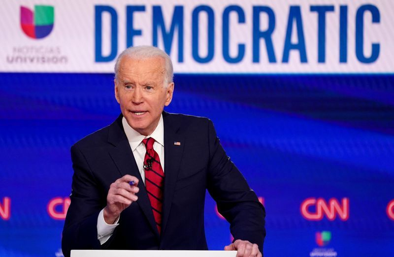Biden campaign eyes expanded 'battleground' map in race against trump