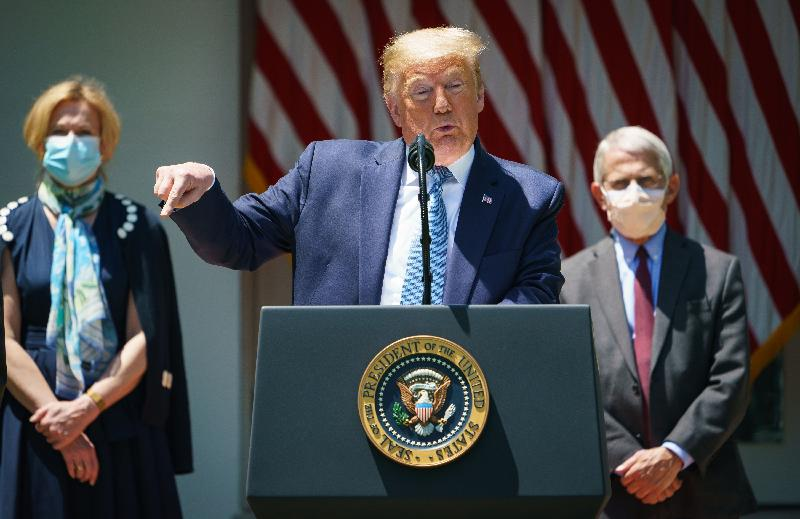 美媒:美国准备恢复对世卫的部分资助
