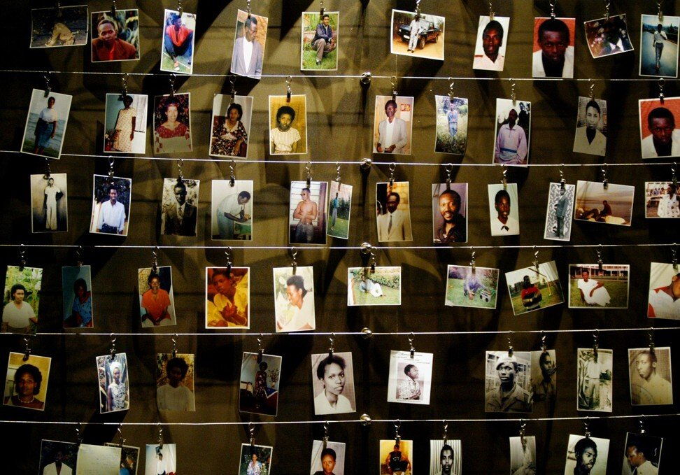 Rwanda's top fugitive who 'financed' genocide arrested in Paris after 25 years on the run