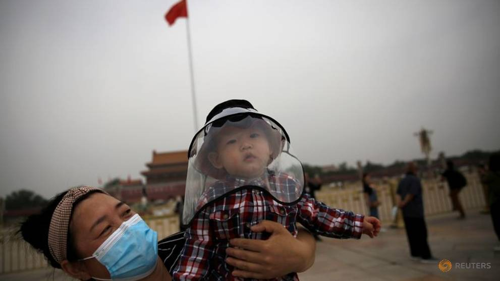 China reports five new COVID-19 cases, down from 8 a day earlier