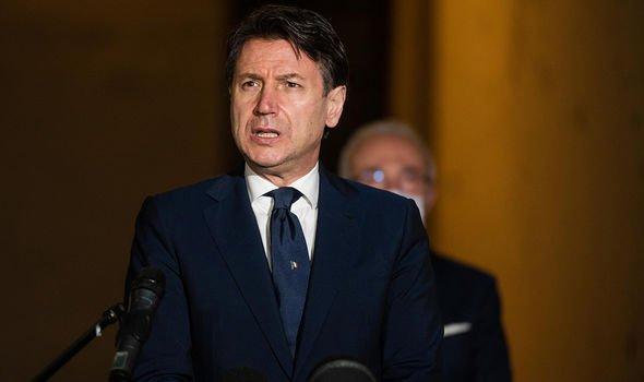EU crisis intensifies as Italian MEP exposes Brussels plot 'We will NEVER trust EU again!'