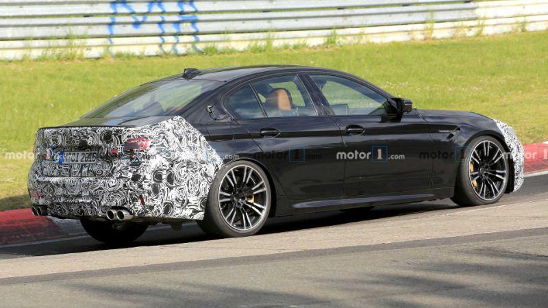 2021 BMW 5 Series facelift teased, debuts soon