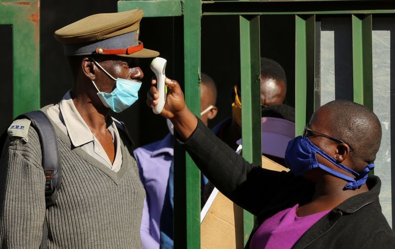 Zimbabwe to ease coronavirus curbs, but lockdown to remain for now