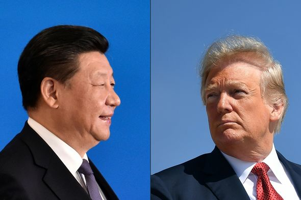 WW3 warning: China secretly using North Korea as weapon against the US in tense stand-off