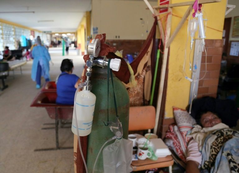 Peru says will build hospital in amazon for covid-19 patients