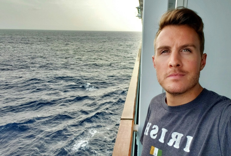 For cruise crew members stuck at sea, mental strain is huge