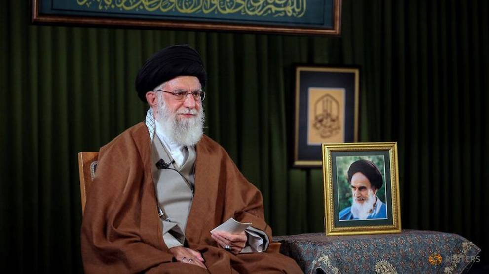Americans will be expelled from Iraq and Syria: Iran Supreme Leader