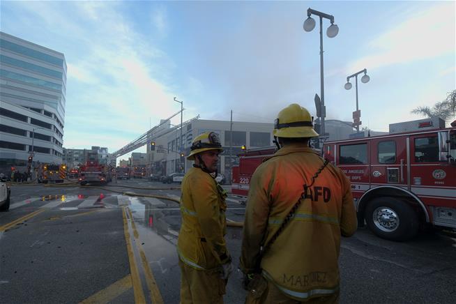 Criminal Probe Opened Into LA Explosion